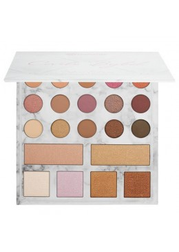 Carli Bybel Deluxe Edition - 21 Color Eyeshadow & Highlighter Palette - BH Cosmetics