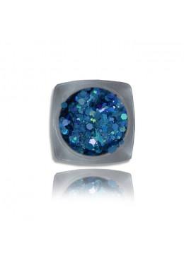 GLITTER - 17 ELECTRIC BLUE