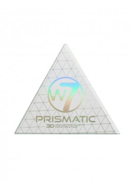 Paleta de iluminadores Prismatic W7