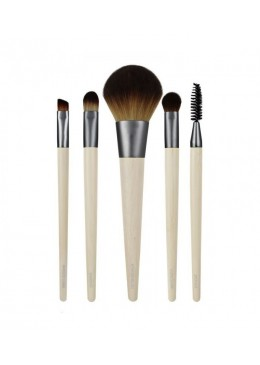 6-Piece Brush Set - Set de 5 brochas + neceser ECOTOOLS