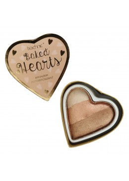 Baked Hearts Technic - Baked Hearts Technic: Bronceador