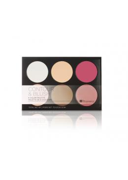 Contour and Blush 1 - BH Cosmetics - Contouring