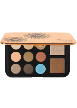 Bronze Paradise - Eyeshadow, Bronzer and Highlighter Palette - BH Cosmetics