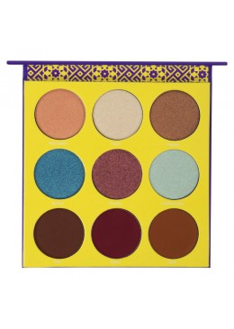 JUVIA´S PLACE - THE SAHARAN 2 PALETTE