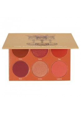 JUVIA´S PLACE - THE SAHARAN BLUSH PALETTE VOL.2