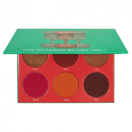 JUVIA´S PLACE - THE SAHARAN BLUSH PALETTE VOL.1