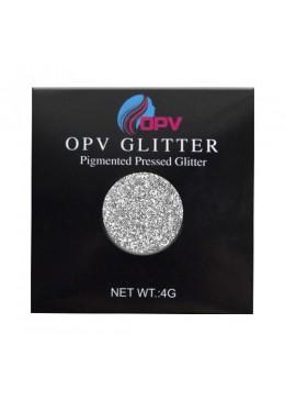 Pressed Glitter in Guppy - OPV