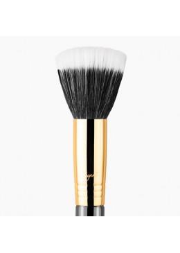 F50 - Duo Fibre Brush - Black/Gold