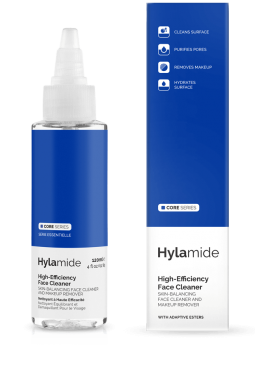 High Efficiency Face Cleaner - 120ml.