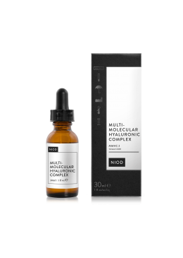Multi - Molecular Hyaluronic Complex - 30ml.