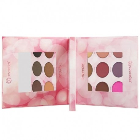 Shaanxo The Remix - 18 Color Eyeshadow and Lipstick Palette - BH Cosmetics