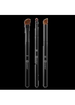 Defining Eye Trio - 3 Piece Brush Set - BH Cosmetics