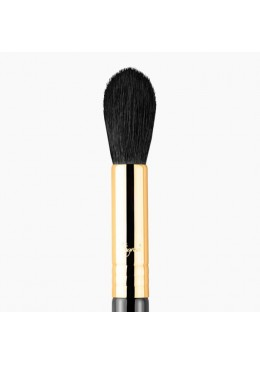 F35 - Tapered Highlighter Brush - Black/Gold