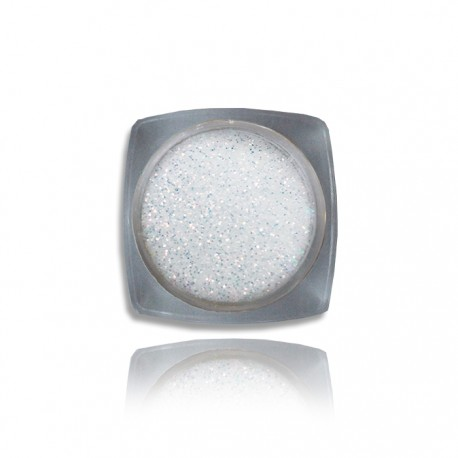 GLITTER - 33 WHITE SAND
