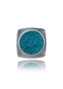GLITTER - 36 LIGHT BLUE SAND
