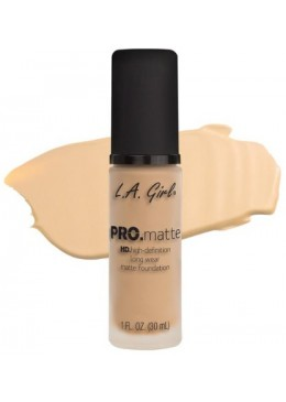 LA GIRL PRO MATTE FOUNDATION : IVORY