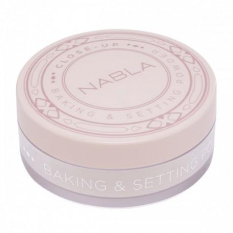 Close-Up Baking & Setting Powder - Translucent