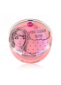 Trío de coloretes Colour Blush: 02
