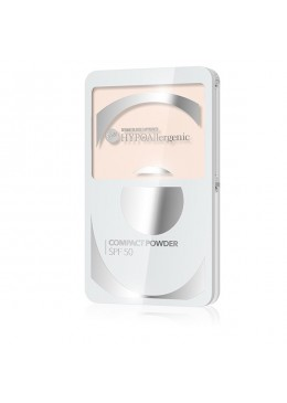 HYPO Polvos compactos SPF50 hipoalergénicos : 01 Alabaster