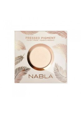 Pressed Pigment Feather Edition - Coconut Milk