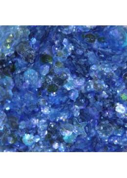 GLITTER - 46 BLUE MIX