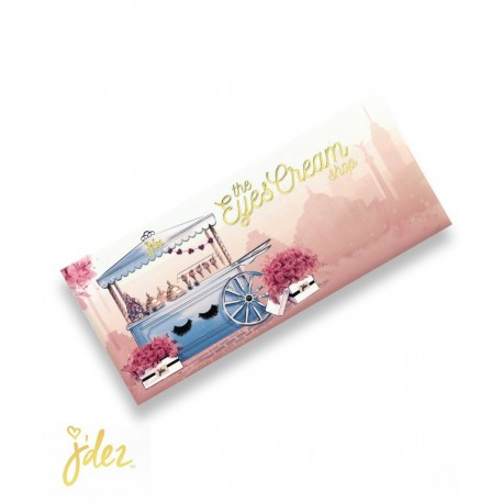 The Eyes Cream Shop - Paleta de sombras