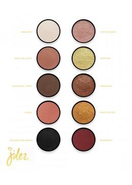 The Eyes Cream Shop - Paleta de sombras