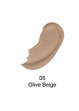 HYPO Base de maquillaje matificante hipoalergénica Mat&Soft : 05 Olive Beige