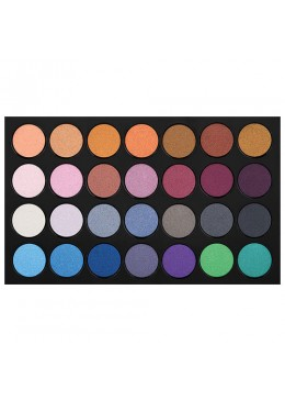 BH Foil Eyes 2 - 28 Color EyeShadow Palette - Paleta de sombras