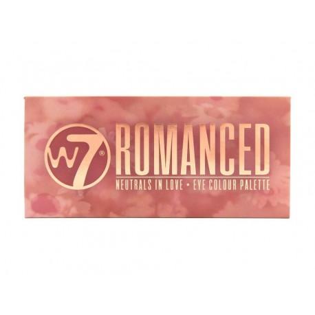 Paleta de Sombras Romanced W7