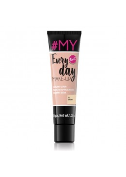 Base de maquillaje MyEveryDay Make-Up - Base de maquillaje My everyday Make-up : 01