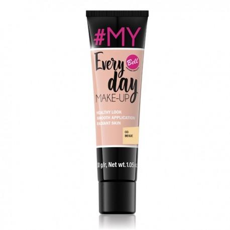 Base de maquillaje MyEveryDay Make-Up - Base de maquillaje My everyday Make-up : 03