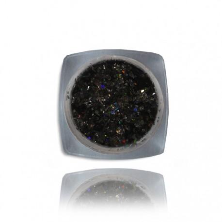 GLITTER - 61 CHUNKY BLACK