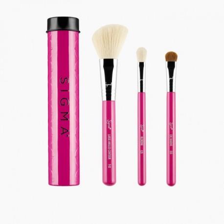 Essential Trio Brush Set