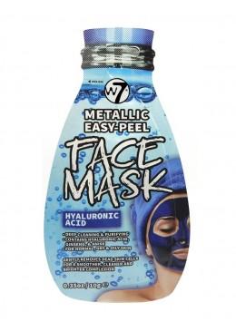 Mascarilla facial metálica Ácido Hialurónico W7