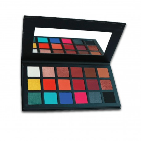 The Cult Palette - Sample Beauty