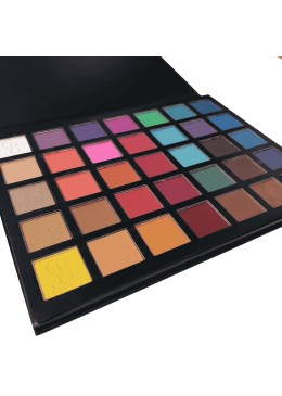 The Paradigm Shift Palette (Volume I) - Sample Beauty