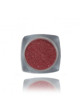 GLITTER - 74 LIGHT RED SAND