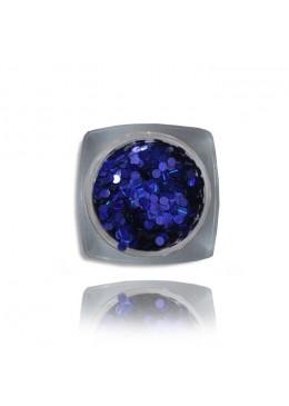 GLITTER - 69 BLUE DOTS