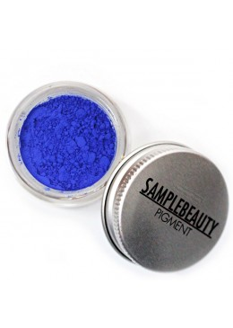 SHADE 7B (ROYAL BLUE) - MATTE LOOSE EYESHADOW PIGMENT - Sample Beauty