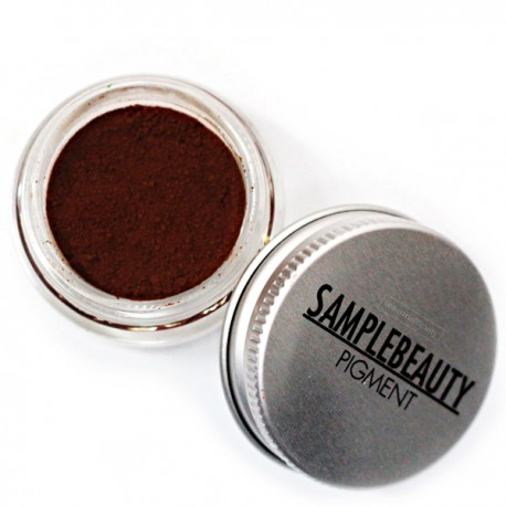 SHADE 33B (WARM BROWN) - MATTE LOOSE EYESHADOW PIGMENT - Sample Beauty