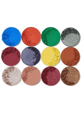 JUVIA´S PACE - AFRIQUE EYESHADOW PALETTE
