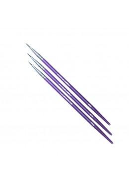 P375 Stylist Eyeliner Brush (3 pcs)
