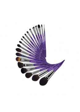 Divinity Makeup Brush Set (25pcs)