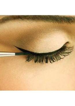P375 Stylist Eyeliner Brush Red - Cozzette