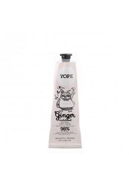 Crema de Manos TGA Jengibre y Sándalo - YOPE