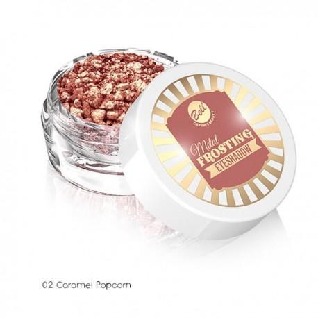 Sombra de ojos Carnival Metal Frosting - 02 Caramel Popcorn