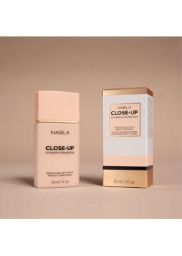 Close-Up Futuristic Foundation L20 - Nabla