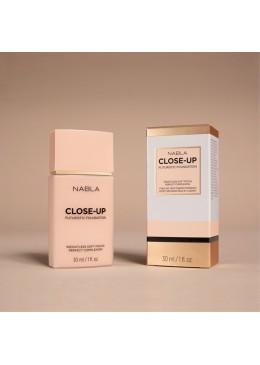 Close-Up Futuristic Foundation L30 - Nabla