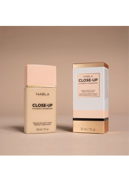 Close-Up Futuristic Foundation L40 - Nabla